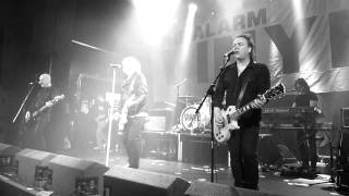 The Alarm - 68 Guns - Vinyl Tour Manchester Academy 16/03/13
