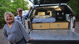 Truck Camping with my Parents