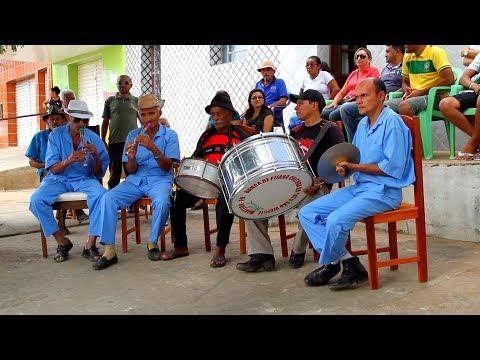 Banda de Pífano Cultura do Alto São Vicente