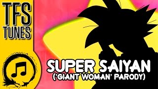 Dragon Ball Z Abridged MUSIC: Super Saiyan ('...