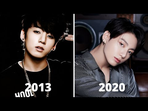 EVOLUTION OF JUNGKOOK [MVS ONLY] (2013 - 2020)