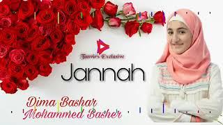 Dima Bashar Al Jannah jannil versi remix enak di dengar