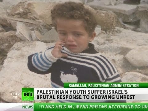 Young Blood: Palestine Youth Suffers From Israel Brutality