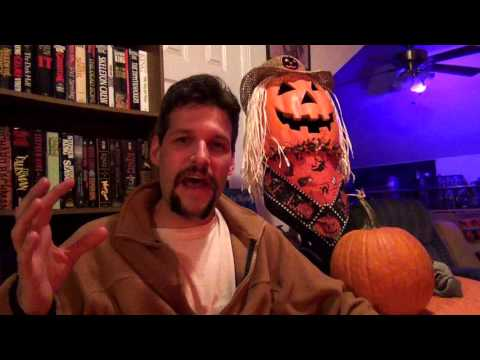 A Hallowen Moment with Dave R Watkins