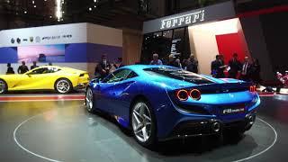 Geneva International Motor Show 2019 – spacer po targach z Błażejem Bulińskim