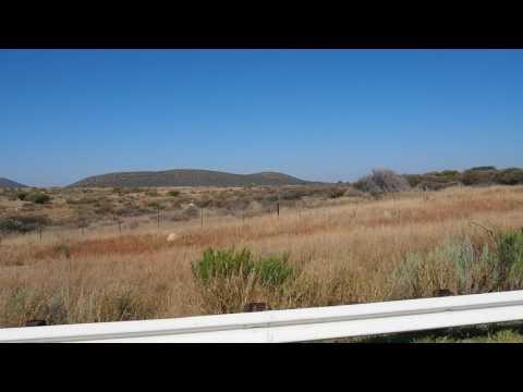 P5310473   Rijden door de Kalahari