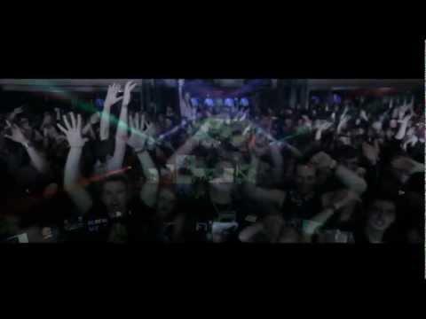 The Living Dead Tour 2012 - Calgary (Tour Video)   Zeds Dead