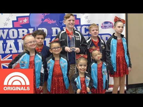 Special Needs Kids Win Award In World Dance Championship   TODAY