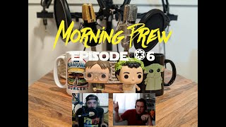 Morning Brew Podcast S. 1 Ep. 6 - Politics are Crap, Where's the NFL?