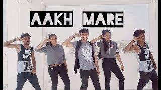 Aankh Marey - Simmba | Dance Choreography | Krunal Barot | Ranveer Singh | Mika Singh