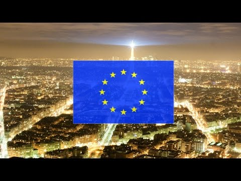 Top 10 Biggest Citys in  European Union 2030