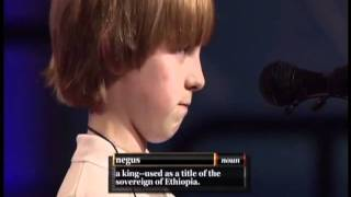 What If Everything Worked Like BCS: The Spelling Bee
