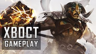 XBOCT (Elder Titan) Gameplay Dota 2 MMR