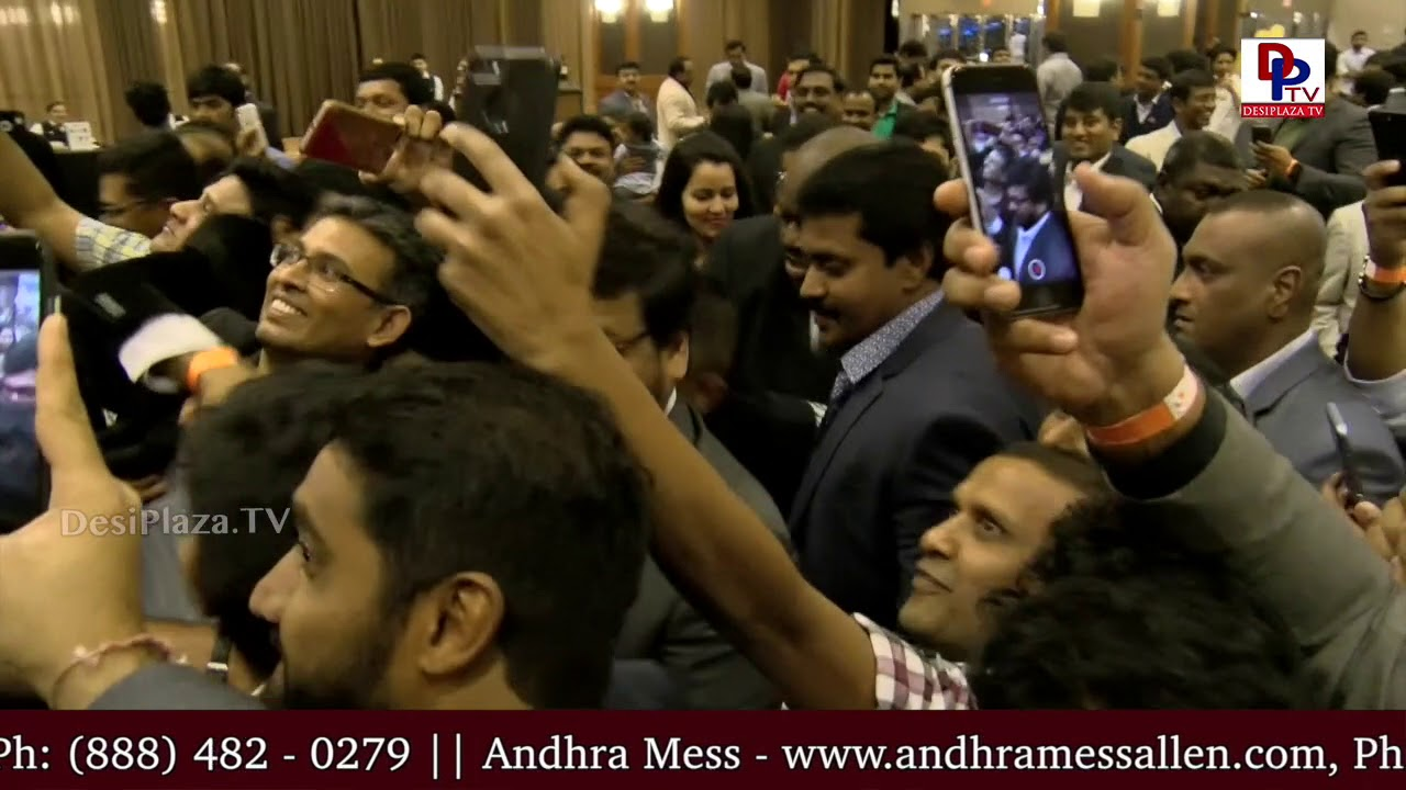 MAA STAR Banquet NIGHT - Chiranjeevi, Srikanth, Varun, Hamsa Nandini & more