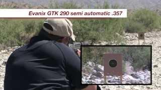 видео Пневматическая винтовка EVANIX GTK-SP