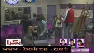 طلاب ستار اكاديمي 5 و ردح خليجي على اغنيه دواك عندي