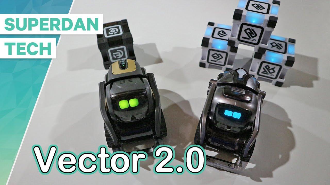 Vector the robot   Vector 220.20 update