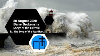 30 August 2020   Barry - Songs of the Faithful 11