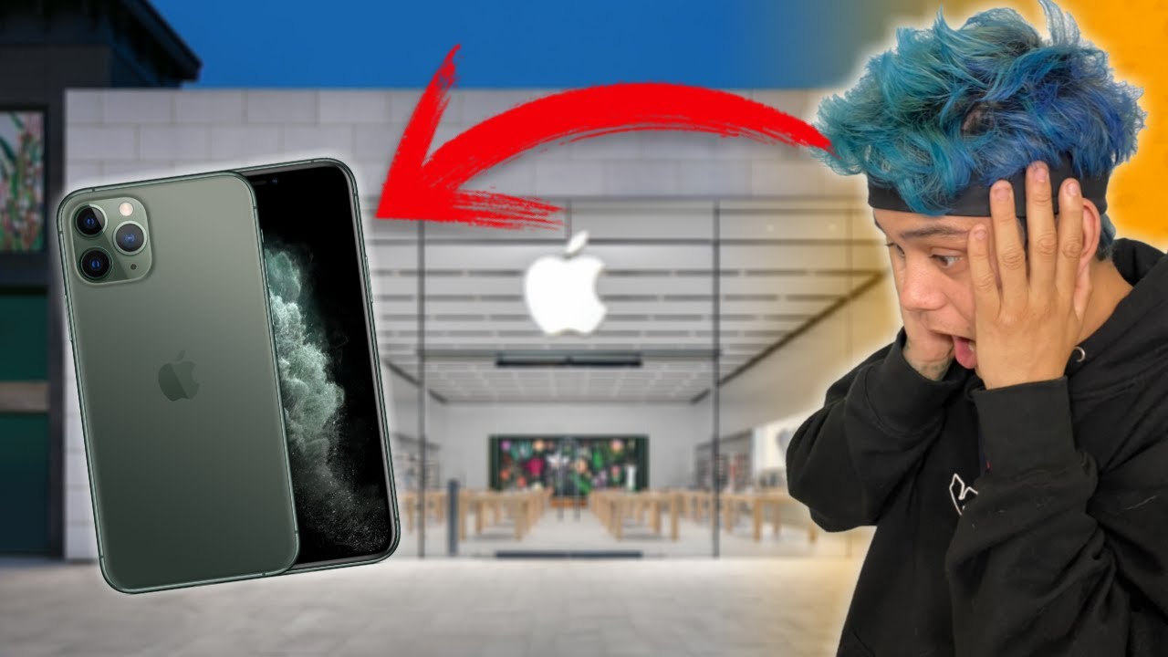 SURPRISING MY BEST FRIEND WITH A BRAND NEW IPHONE 11 PRO *EMOTIONAL*