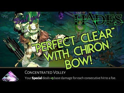 Chiron bow makes