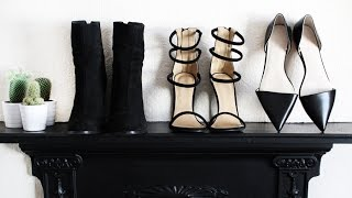 A/W Shoe Collection | TAR MAR