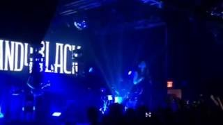 """Andy Black - """"Louder Than Your Love"""" (Live @ Highline Ballroom, NYC)"""