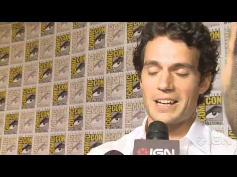 Henry Cavill IGN Movies Interview at Comic-Con! (2011)