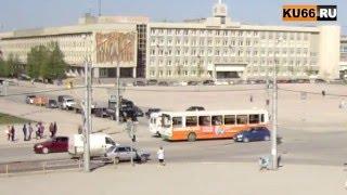 Наглые пешеходы спровоцировали ДТП с автобусом