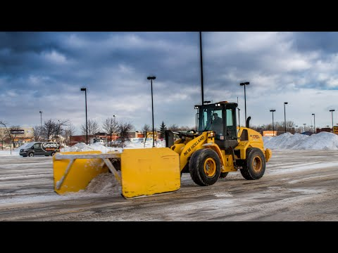 SNOW REMOVAL IN CANADA !!