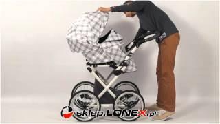 Детская коляска LONEX  Parrilla