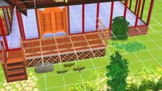 Sims 3 maison de campagne