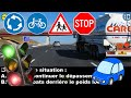 Gambar cover examen code de la route France 2021😘  @Code De La Route 2021  - test gratuit 9