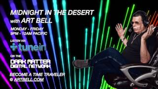 Art Bell talks to Rose who is confused about who she is talking with on Midnight In The Desert