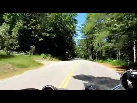 Ride Improvisée New Hampshire 24/06/2015