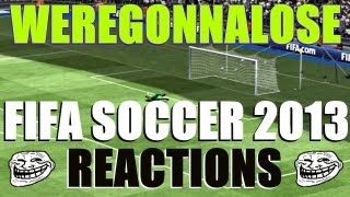 FIFA 13 - Reactions - I m The Captain and When Soccer Was Invented