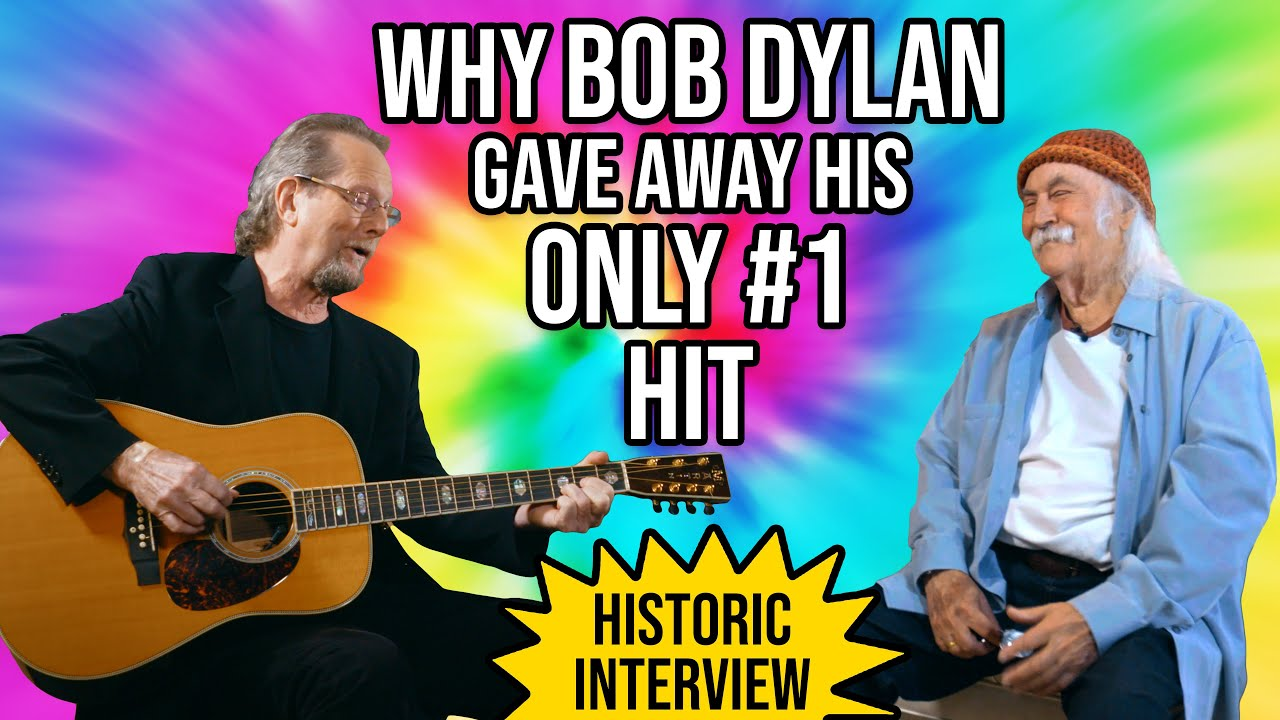 LEGENDARY BAND TELLS Why Bob Dylan GAVE His Only #1 SONG to Them in the 60s | Professor of Rock