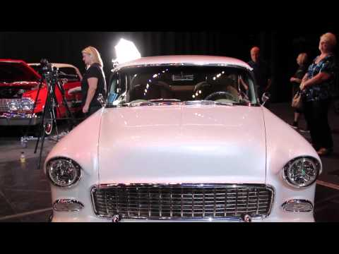 1955 Chevy Bel Air - Dean Lewis