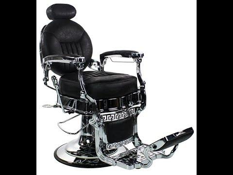 Kenzo Vintage Barber Chair Youtube