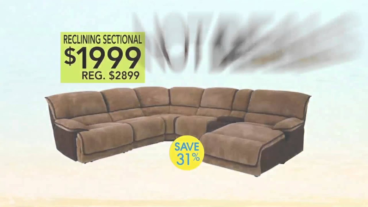 Conlins furniture end of summer sale aug 15