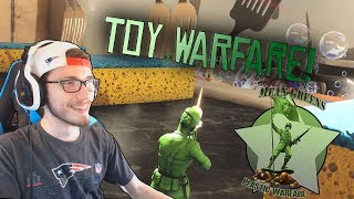 TOY WARFARE! | Rxqe Plays