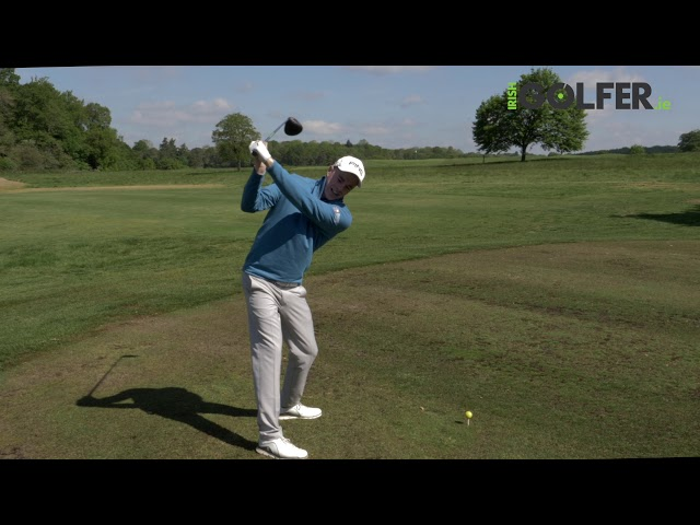 Quick Tip with Stuart Grehan -  Load your right side for more power