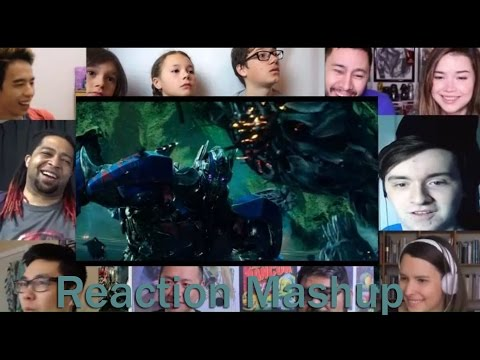 Thumbnail: Transformers 5 The Last Knight Official Trailer # 3 REACTION MASHUP