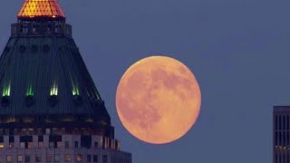 Sunday's full moon kicks off a