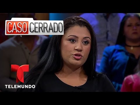 Caso cerrado co worker collected her poop telemundo english