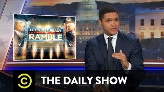 Repeat youtube video The Daily Show - The Final Clinton vs. Trump Debate