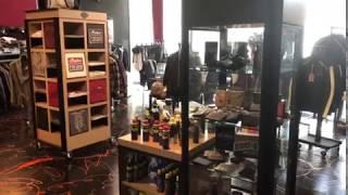 Settore abbigliamento HD Cycles s.r.l.