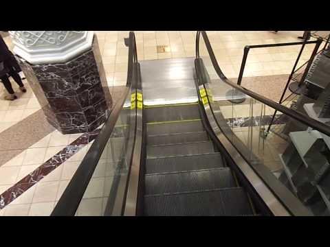 Nordstrom Menlo Park Mall Edison, New Jersey (Otis Escalators)