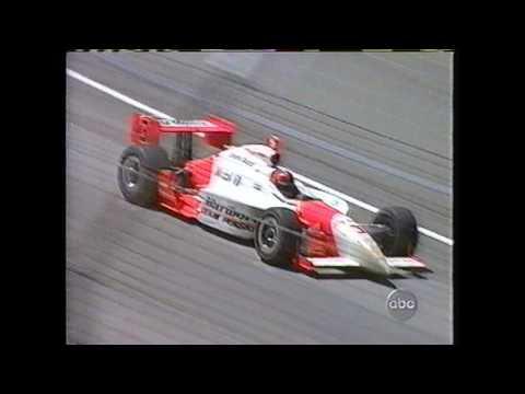 2002 Indianapolis 500 Finish - Radio Network Call