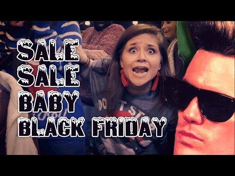 Sale Sale Baby (Vanilla Ice, Ice Ice Baby) - Black Friday Parody