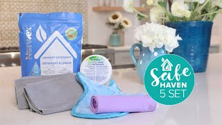 Five Norwex products for creating your Safe Haven! (Safe Haven 5)
